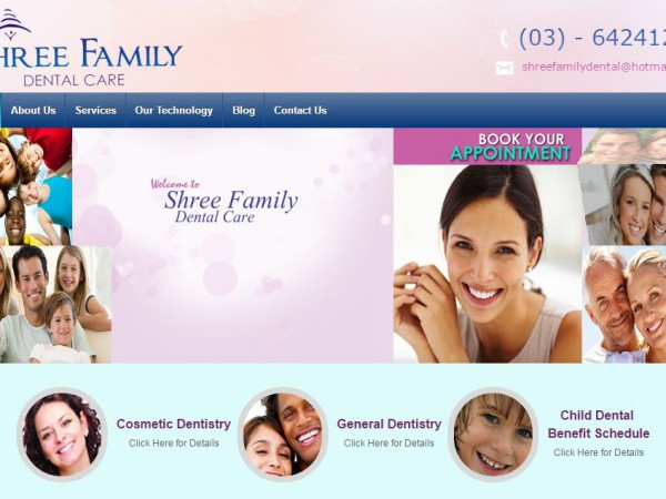 Shree Family Dental Care (Australia)