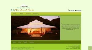 Handmade Tents, Jodhpur