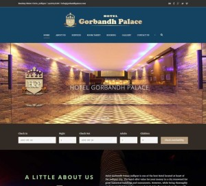 Hotel-Gorbandh