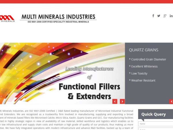 Multi Minerals