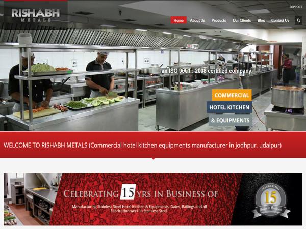 Rishabh Metals