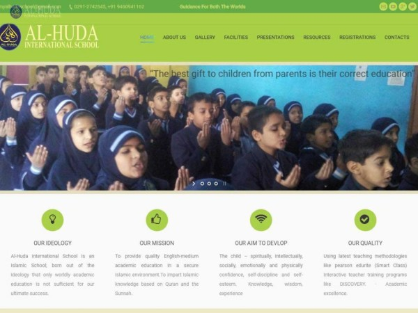 Alhuda International School