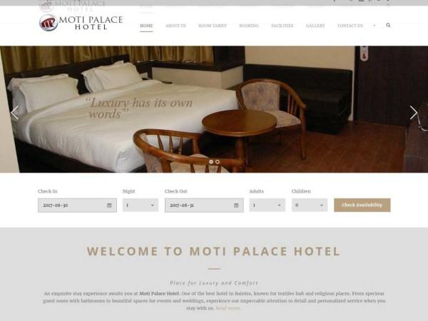 Moti Palace Hotel
