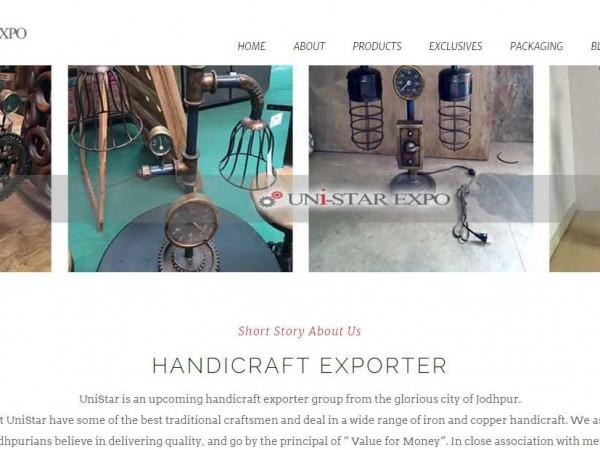 Uni Star Expo – Handicraft