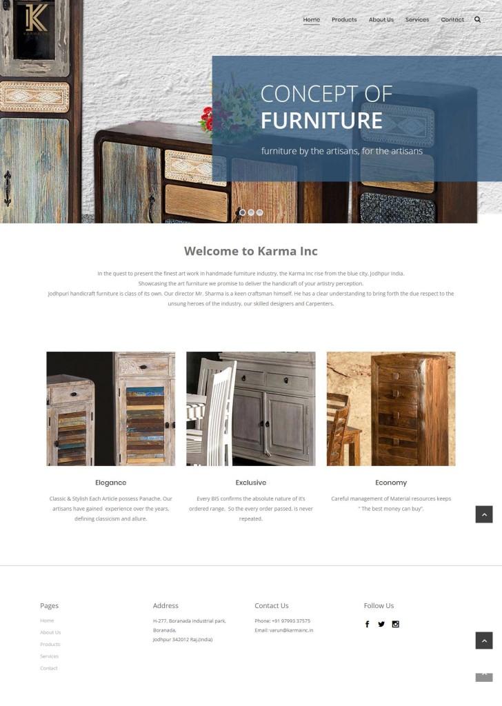 karmainc furniture