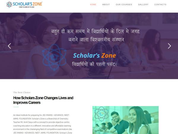 Scholars Zone