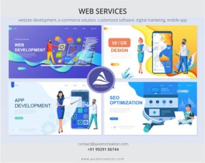 website development services company